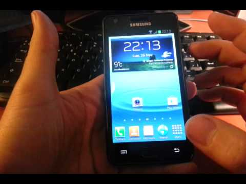 Galaxy S2 Android 4.1.2 official Neat ROM