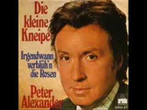 Alexander Peter - Die Kleine Kneipe