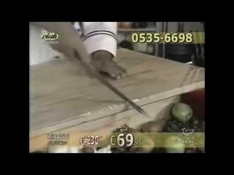 ytp ita – chef tony fa mille cazzate con il miracle blade 3