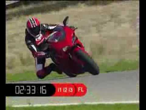 Superbike Ducati 1098 Commercial
