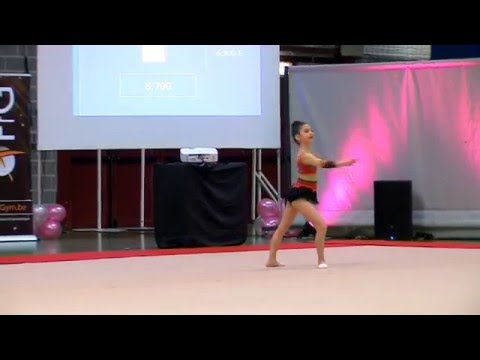 "Naz izan - RG ""Brussel Cup 2016"" (Free category)"
