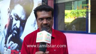R P  Ravi At Tharkaappu Movie Press Meet
