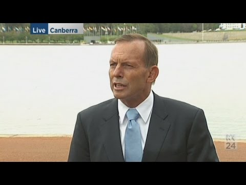 Abbott Defends 'captain's Call' Of Knighthood For Prince Philip video