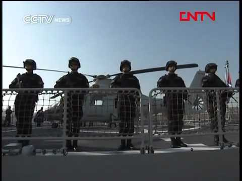 CHINESE NAVY FIGHTS PIRACY IN SOMALIA CCTV News - CNTV English.mp4