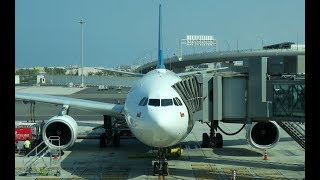 [Flight Report] OMAN AIR | Muscat ✈ Paris | Airbus A330-200 | Business