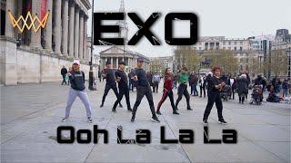 [KPOP IN PUBLIC] EXO (엑소) - Ooh la la la (닿은 순간) [UJJN] | LONDON