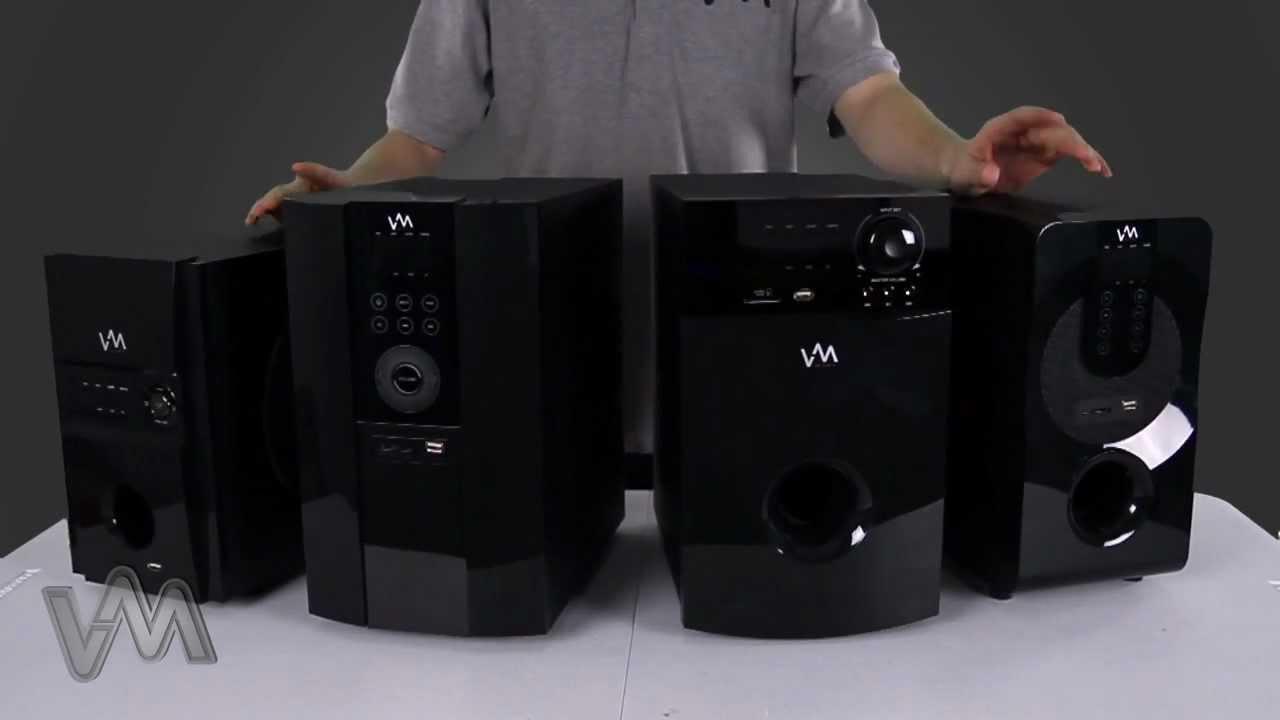 Audio Setup How-to-setup vm Audio 5.1