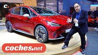 SEAT El-Born Concept | Salón de Ginebra 2019 en español | Coches eléctricos | coches.net