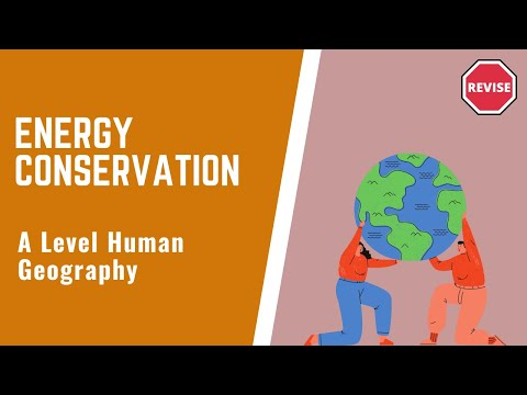 As Human Geography - Environmental Impacts Of Energy Production
