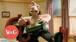 The Wrong Trousers - The Robbery - Wallace and Gromit