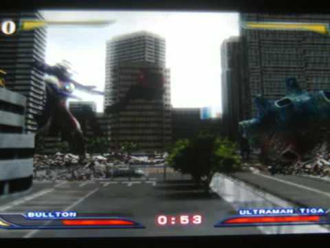 Ultraman Fighting Evolution: Rebirth Gameplay and Review (part 3)
