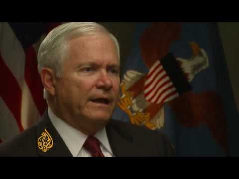 Robert Gates, the US Defence Secretary, on Afghanistan