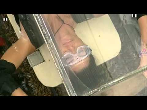 I'm a Celebrity... 2009 - Bush Tucker Trial - Katie Price - Celebrity in a Bottle
