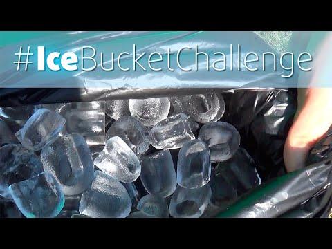 Вызов принят! Благотворительная акция Ice Bucket Challenge