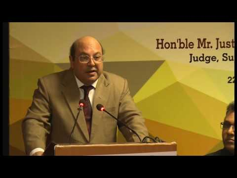 Speech by Justice Rohinton Fali Nariman at the Justice JS Verma Second Memorial Lecture 22.10.2016