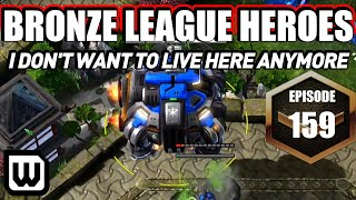 BRONZE LEAGUE HEROES #159 | TACTICAL LIFT & TACTICAL NUKES (Kelboy vs Solorn)