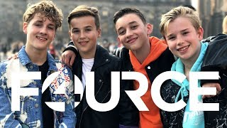 FOURCE - LOVE ME | OFFICIAL MUSIC VIDEO | JUNIORSONGFESTIVAL.NL