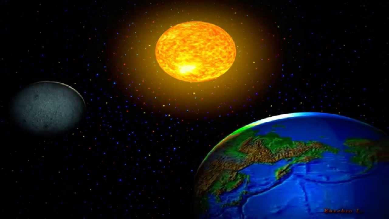 2012 7 23 ECLIPSE DE SOL Y LUNA Y DETALLES - YouTube