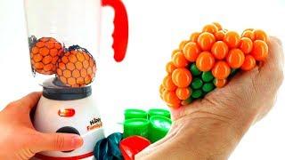 Blender Toy & Balloons Toys for Kids - Funny Video for Kids