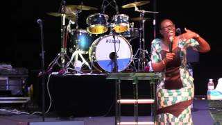 Tuesday 27th September 2016 with pastor Laurette Mbuyi