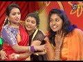 Star Mahila | 20th September 2017| Full Episode | ETV Telugu