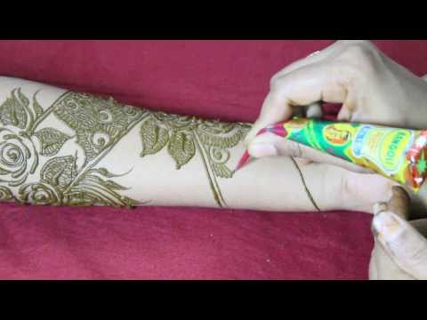 Mehandi Design Front Hand Video 40 - Ilovemehandi.tv video