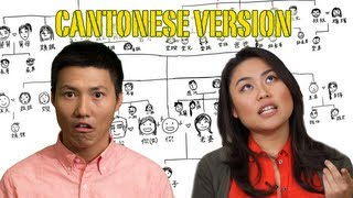 The Complicated Chinese Family Tree - Cantonese Version!