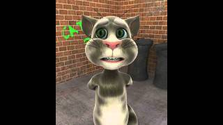 Talking Tom can't hear you
