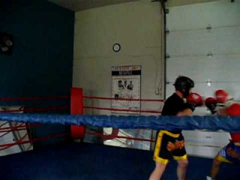 Kicboxing Sparring -Slips Lavoie & Kelly Image 1