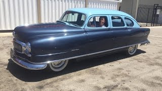 Another Ride In The 1951 Nash Super Statesman