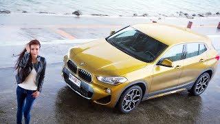 【♀ 冠儀試車日記】藏不住的跑格血統!BMW X2