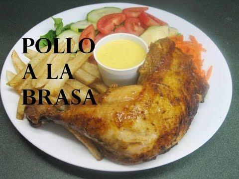 RECETA: POLLO A LA BRASA CASERO (Peruvian Roasted Chicken) thumbnail