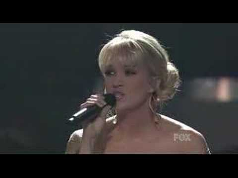 Carrie Underwood - Praying For Time