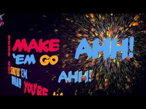 Katy Perry firework Kinetic Typography video