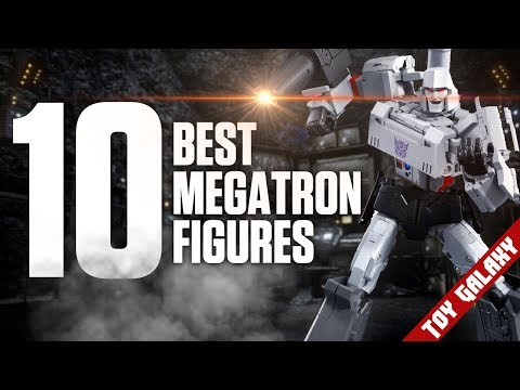 Top 10 Best Megatron Figures | List Show #40