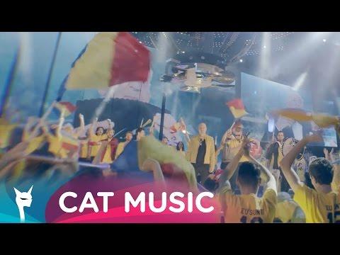 Eu sunt 12 Imnul oficial al suporterilor pop music videos 2016