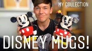Disney Mugs! | My Collection | Disney Store, Primark, Marvel and Disney Parks!