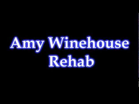 Rehab - Amy Winehouse - Lyrics HD