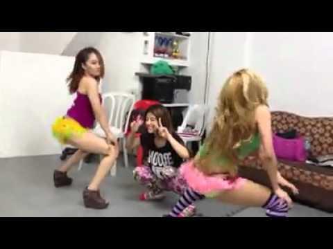 booty bounce mocha girls
