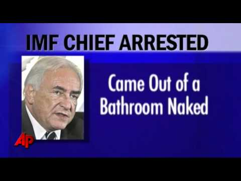 NYC Police Arrest IMF Head in Hotel Sex Assault