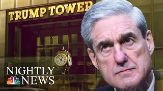 Robert Mueller Subpoenas President Donald Trump Organization For Russia Records | NBC Nightly News