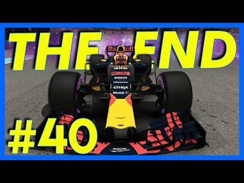 F1 2017 Career Mode : THE END. (Part 40)