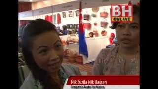 UMNO: Pameran Kreatif Wanita 2014 meriah