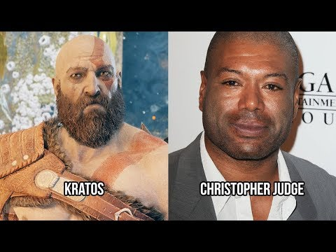 Characters and Voice Actors - God of War thumbnail