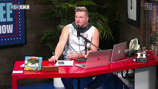 The Pat McAfee Show | Wednesday, December 4th