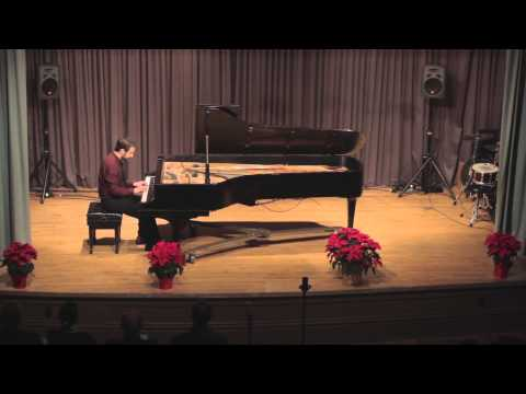 Mms Adult Recital 2014, Set 01 video