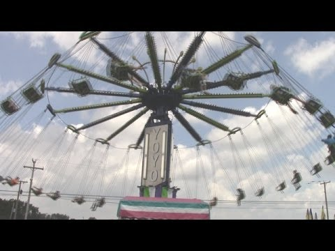 The 2014 Putnam County Fair is underway, with plenty to see and do, includinf pig races, plenty of livestock, midway games, and rides.