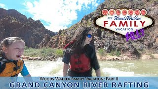 Whitewater Rafting | Colorado River | Family Vacation Adventures: Part 2