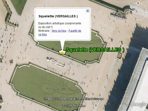 Top 10 des trouvailles Google Earth