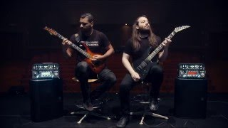 ABORTED - Cadaverous Banquet (Guitar Play Through)